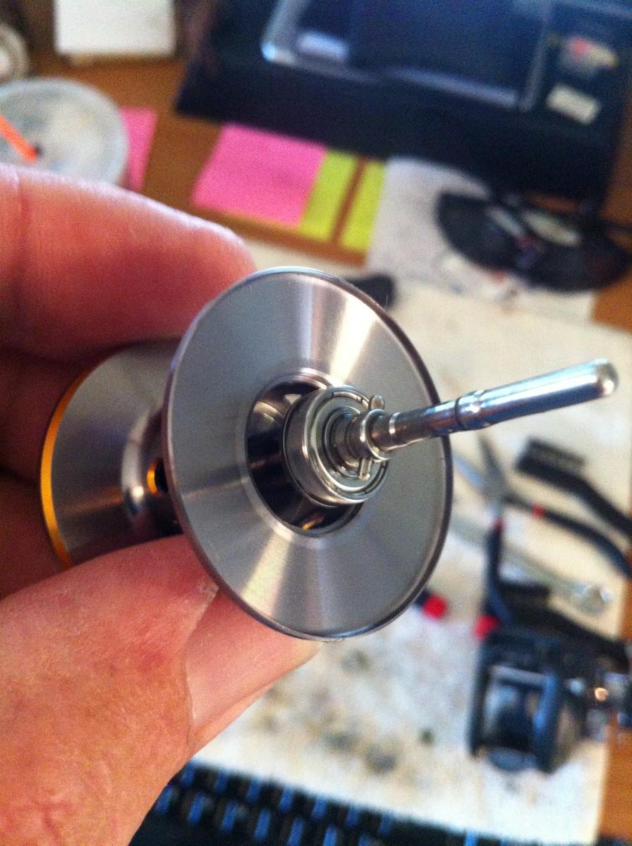Baitcaster Super Tuning